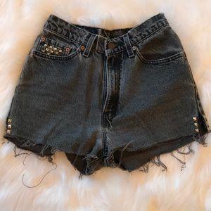 Vintage Levi shorts